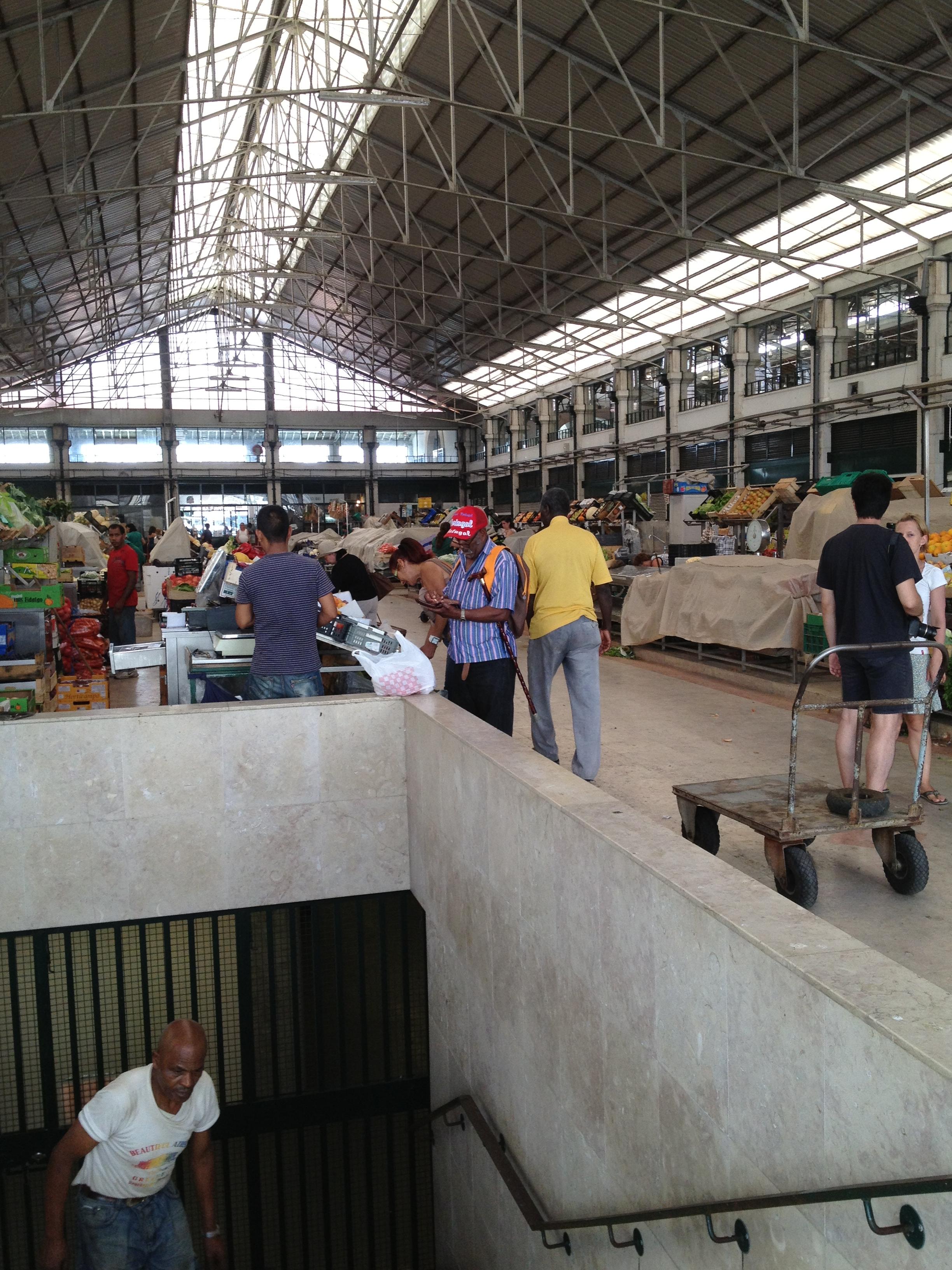 Fish markets and flea markets salted earth for Fishing flea market near me