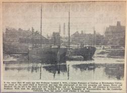 salt barges